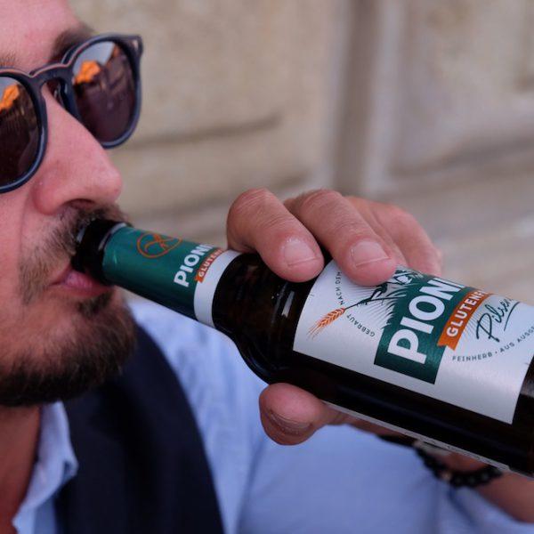 Pionier Bier Pilsener glutenfrei