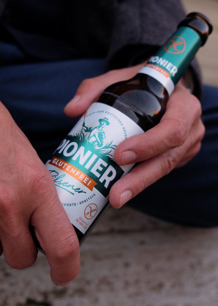 Pionier Bier glutenfrei