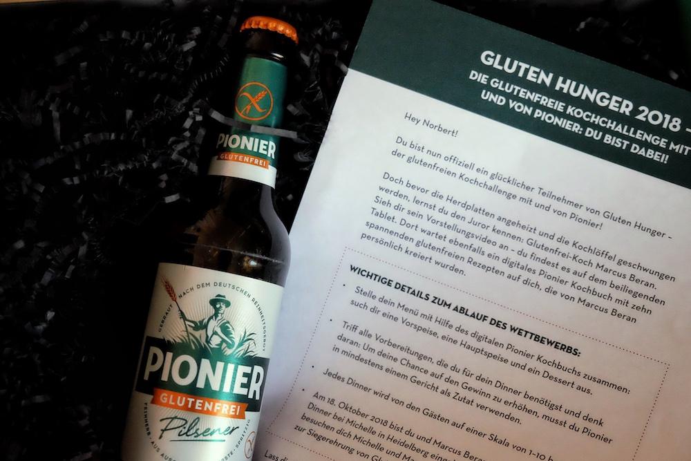 Pionier glutenfrei Pilsner