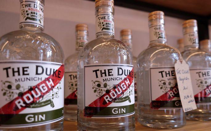 The Duke Gin Rough