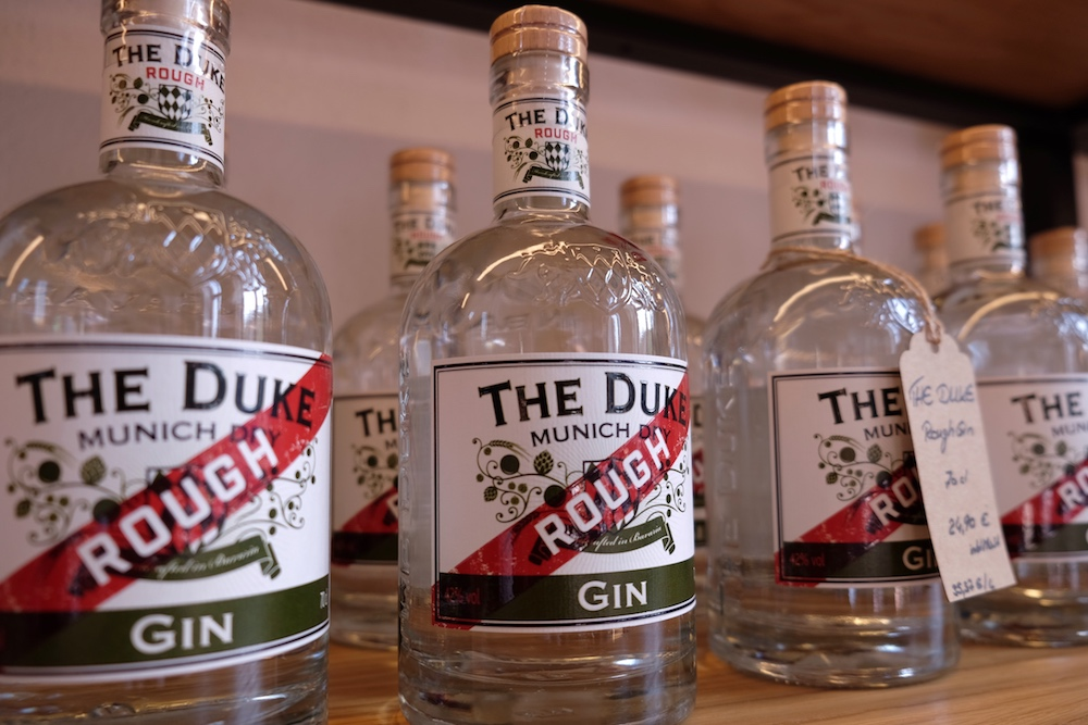 The Duke Gin Rough