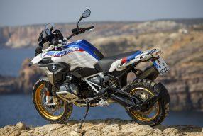 Born to win: die neue BMW GS