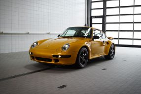 Projekt Gold: Porsche Classic bastelt sich den 993 Turbo