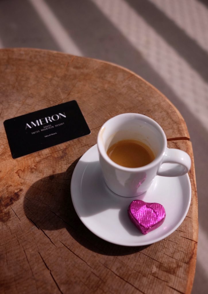 AMERON Swiss Mountain Hotel Davos Café
