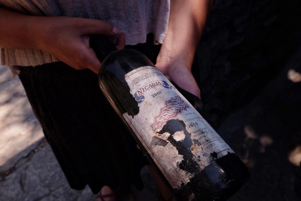 Afianes Wein Ikaria
