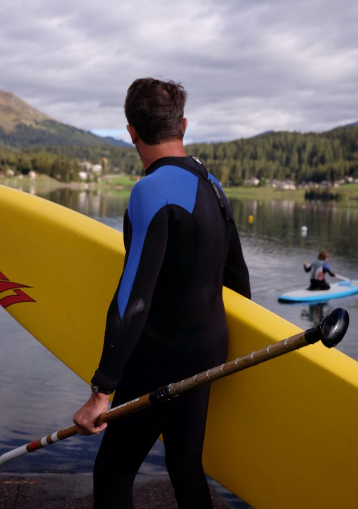 Davos Klosters Active SUP