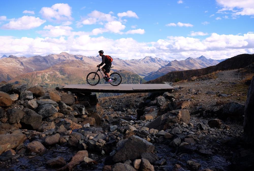 Davos Mountainbike Trail
