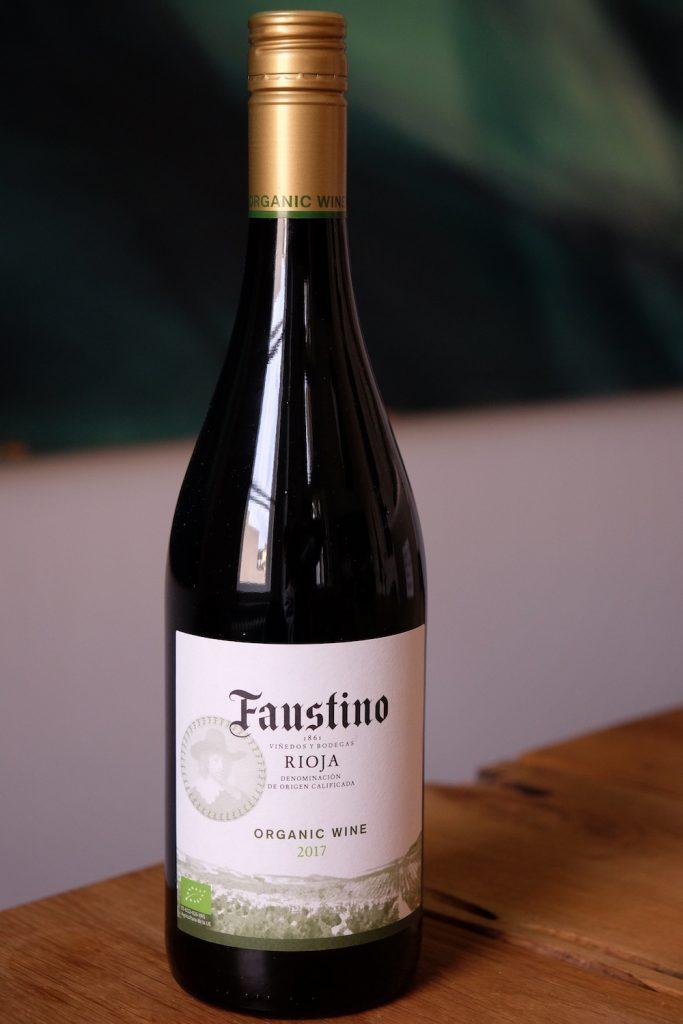 Faustino Organic Wine