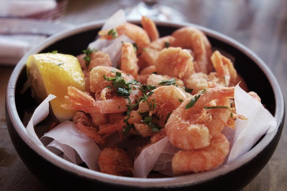 Food Scorpios Beachclub Mykonos