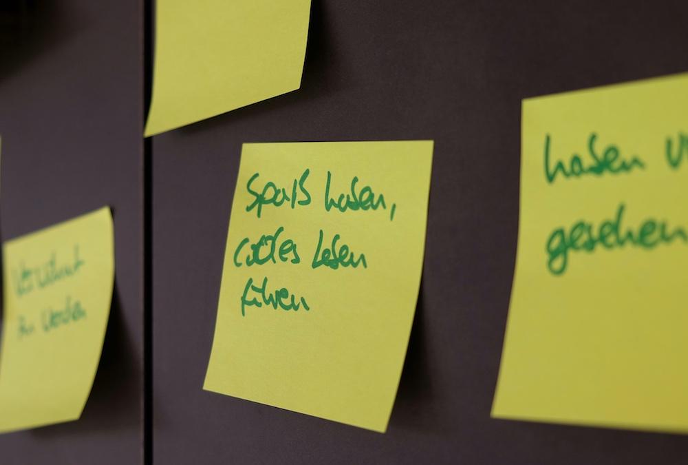 Geberit Workshop Ideen