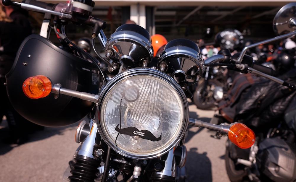 Gentlemans Ride Movember Bike