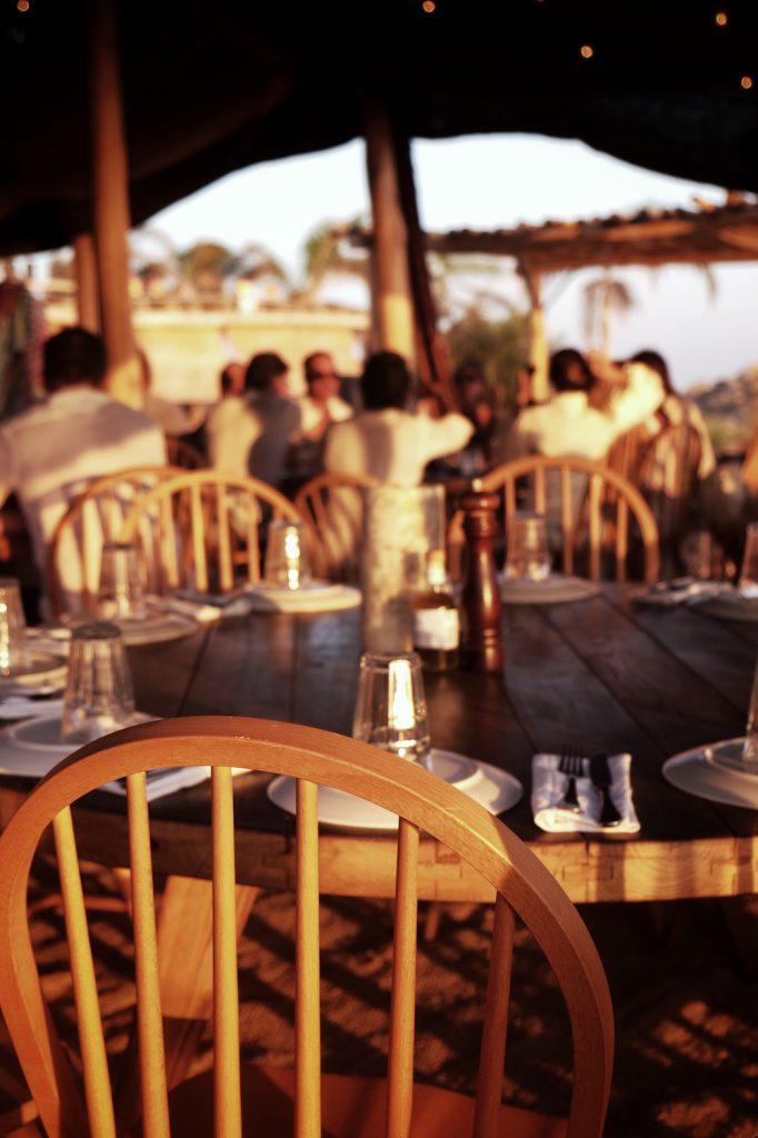 Mykonos Scorpios Restaurant