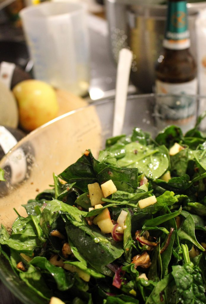 Pionier Bier glutenfrei Salat