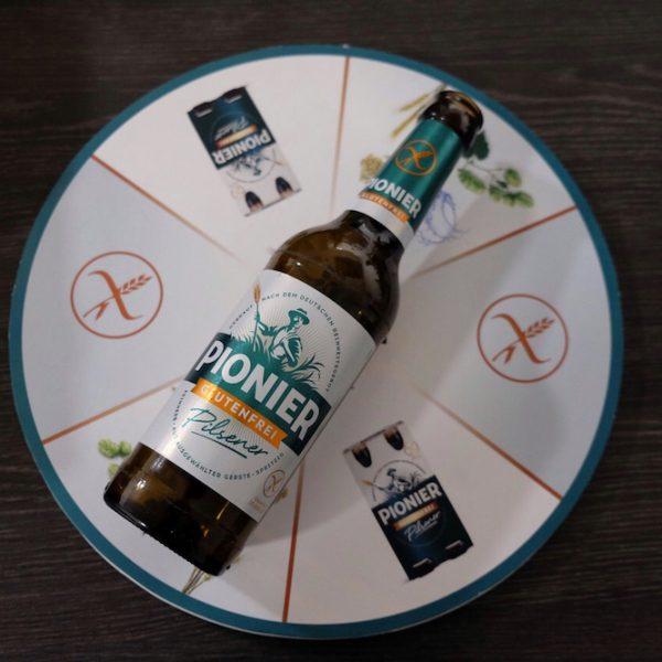 Pionier Bier glutenhunger