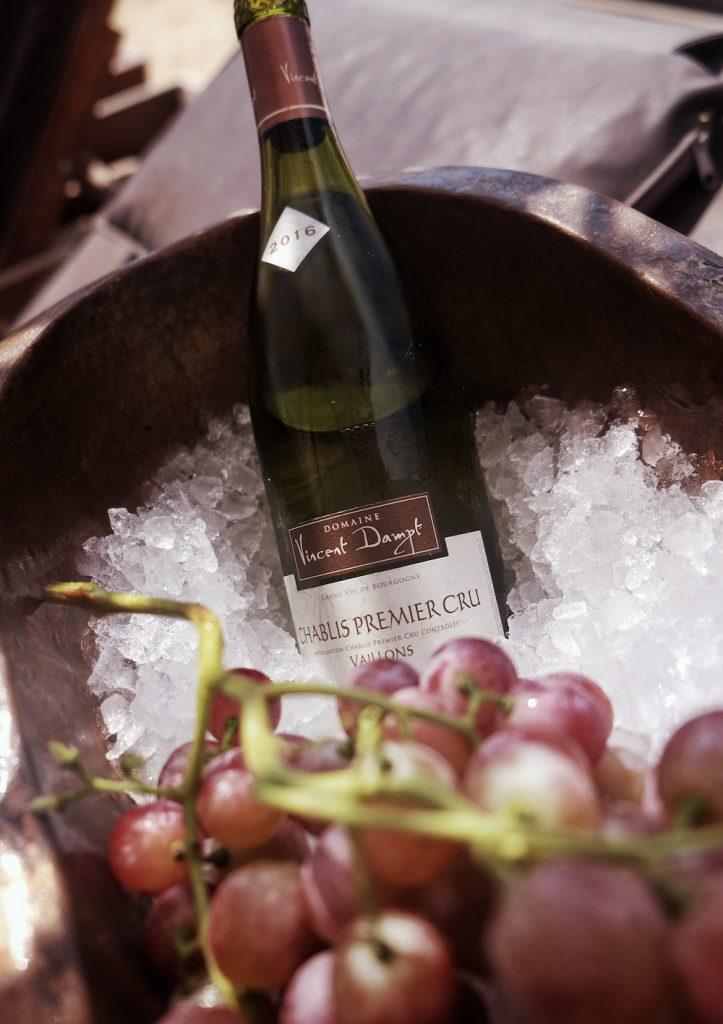Principote Beachclub Wein