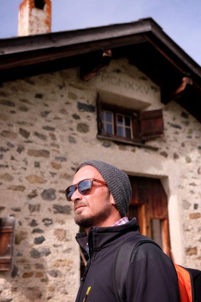 Clavadeler Alp Davos Mountains