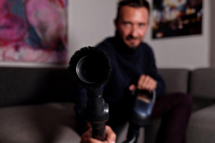 Akku Staubsauger AEG FX 9
