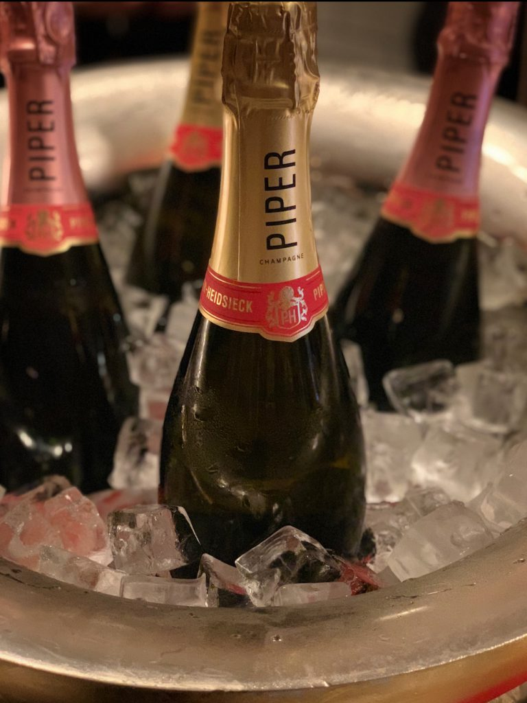Champagner Piper Heidsieck