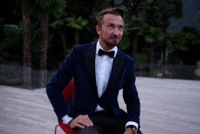 Look of the Day: <br>Dinner Jacket von Eduard Dressler</br>