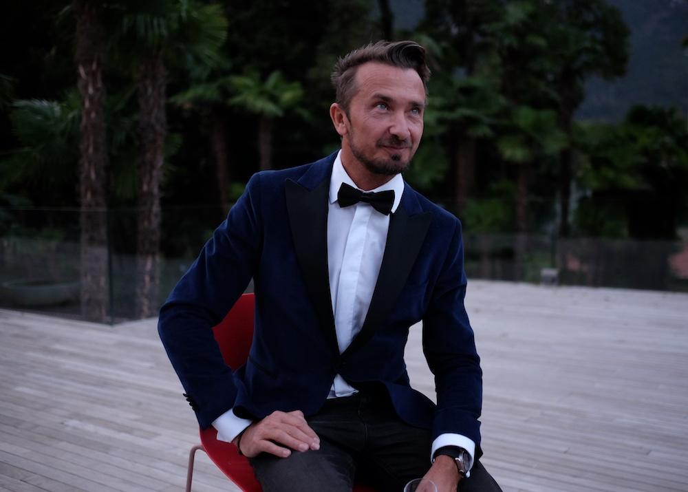 Dinner Jacket Eduard Dressler