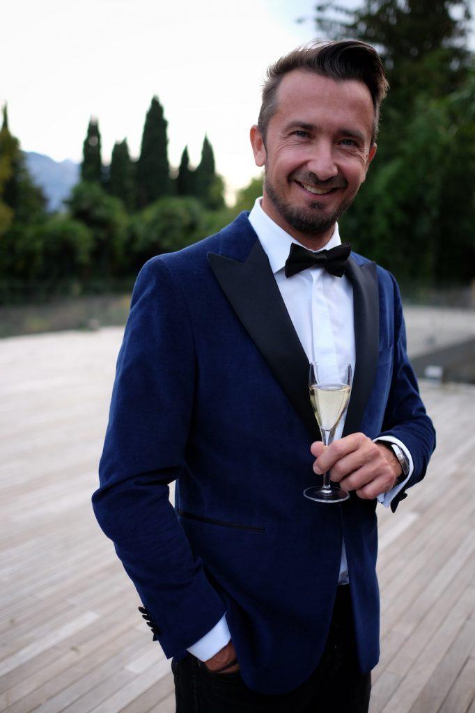 Eduard Dressler Dinner Jacket Bru
