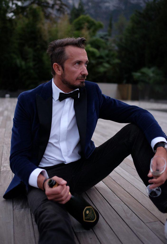 Eduard Dressler Dinner Jacket Party