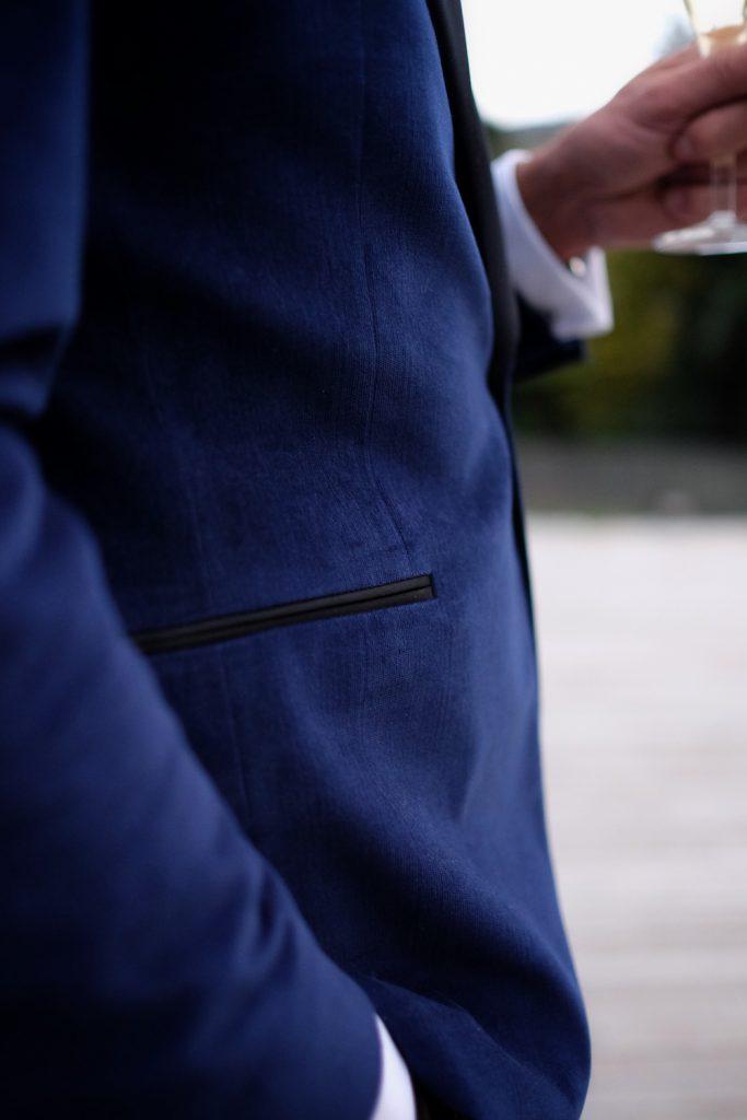 Eduard Dressler Dinner Jacket Tasche