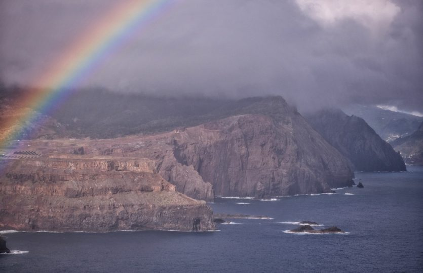 Zwischen Himmel und Erde: Madeira