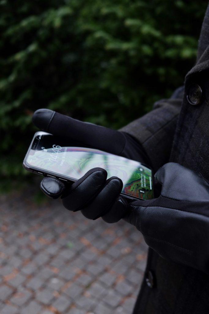 Otto Kessler Touch Screen Handschuhe
