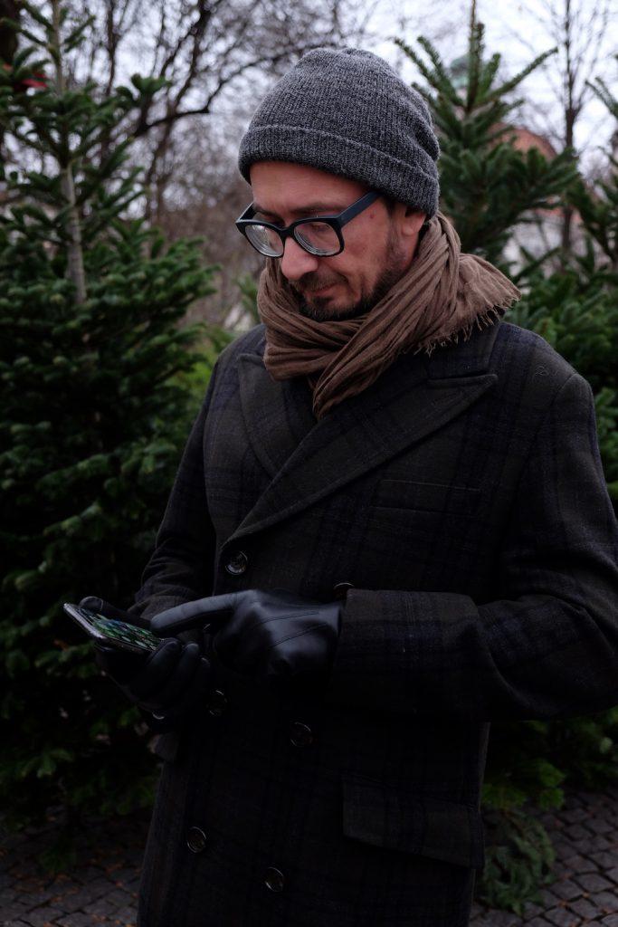 Otto Kessler Touch Screen Handschuhe Bru