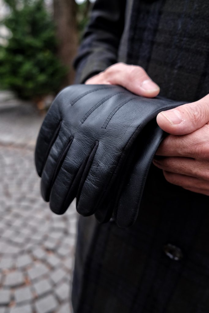 Otto Kessler Touch Screen Handschuhe schwarz