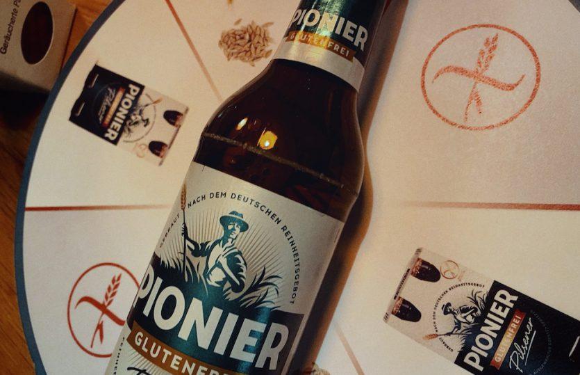 Gluten Appetit: <br>Kochen mit glutenfreiem Pionier Bier</br>