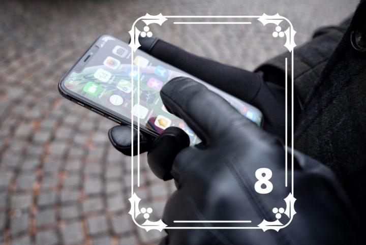 Screen Handschuhe