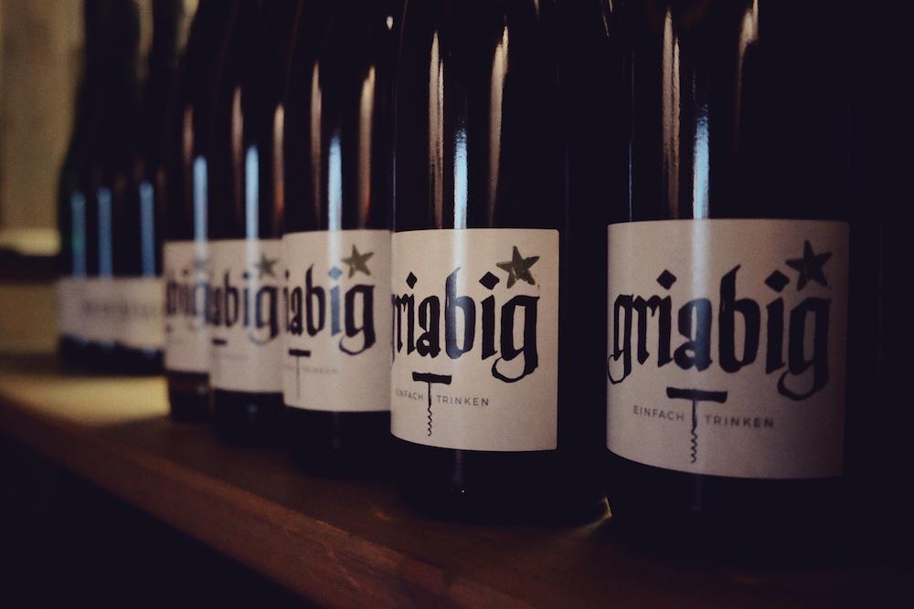 Weinbar Griabig Hauswein