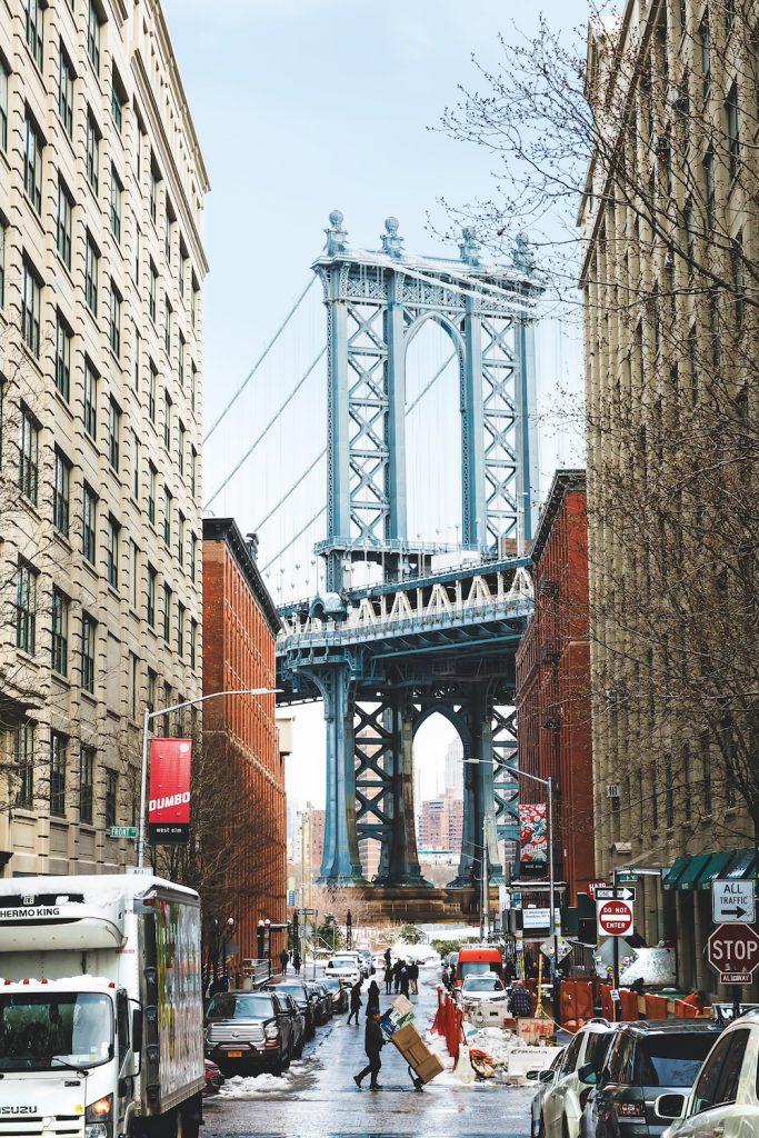 New York Foodtrends Dumbo