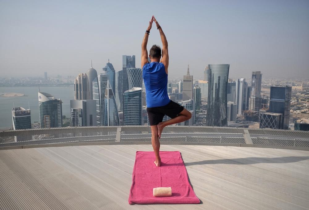 yoga doha heli shangri-la