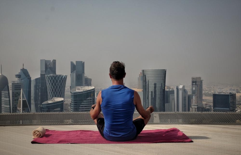 yoga doha shangri-la