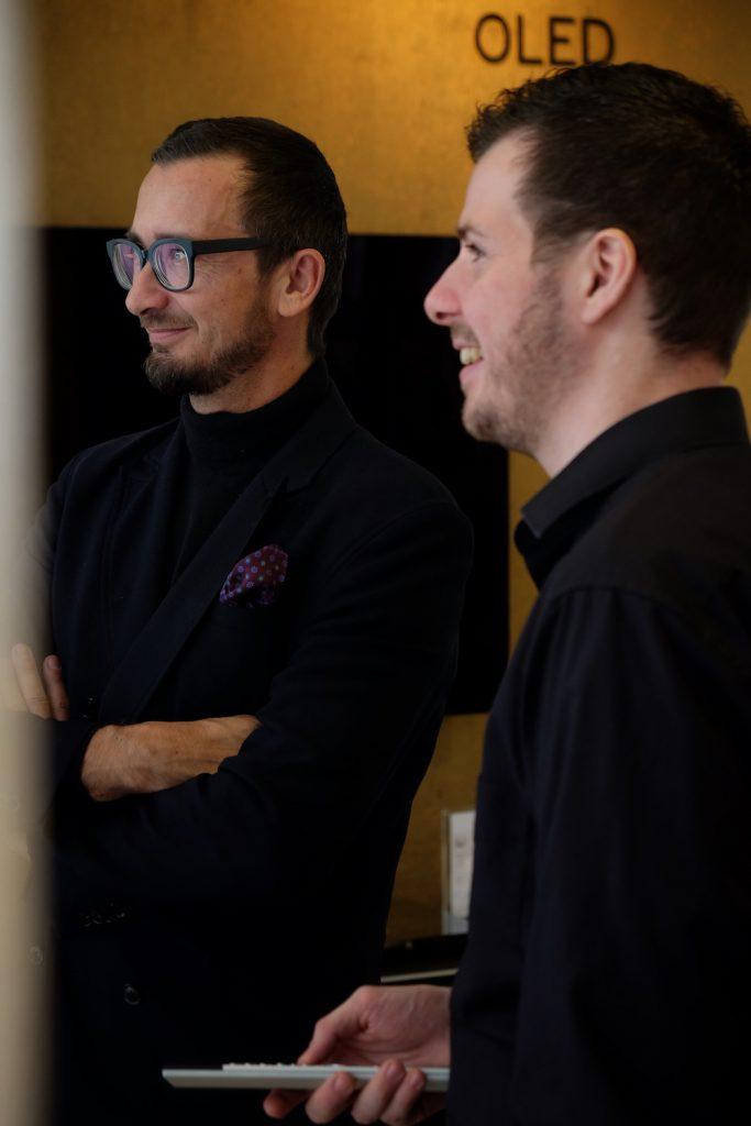Beratung Loewe Galerie Reisenberger