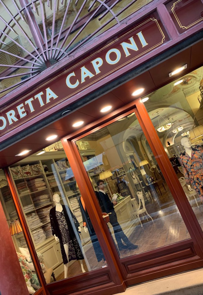 Loretta Caponi Firenze