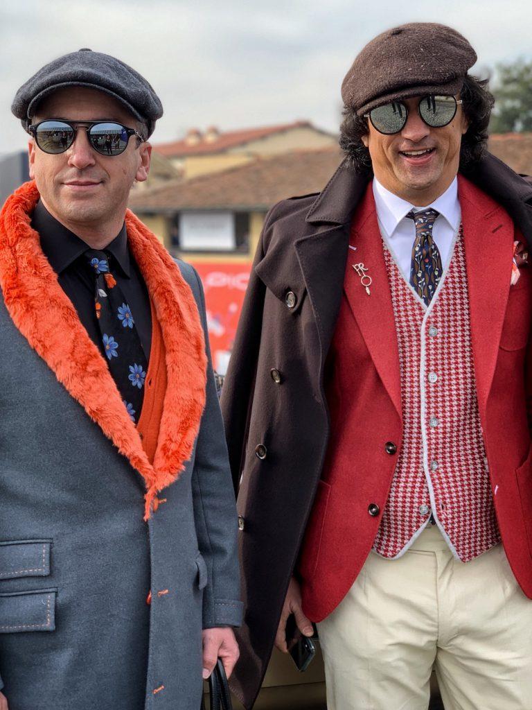 Pitti Immagine Uomo Outfits