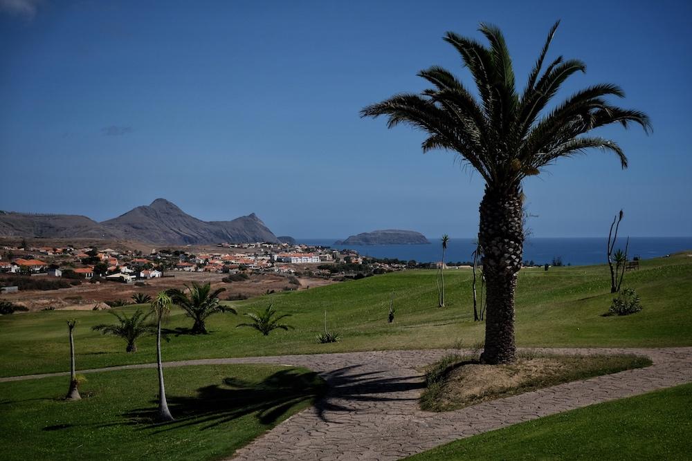 Porto Santos Golfplatz