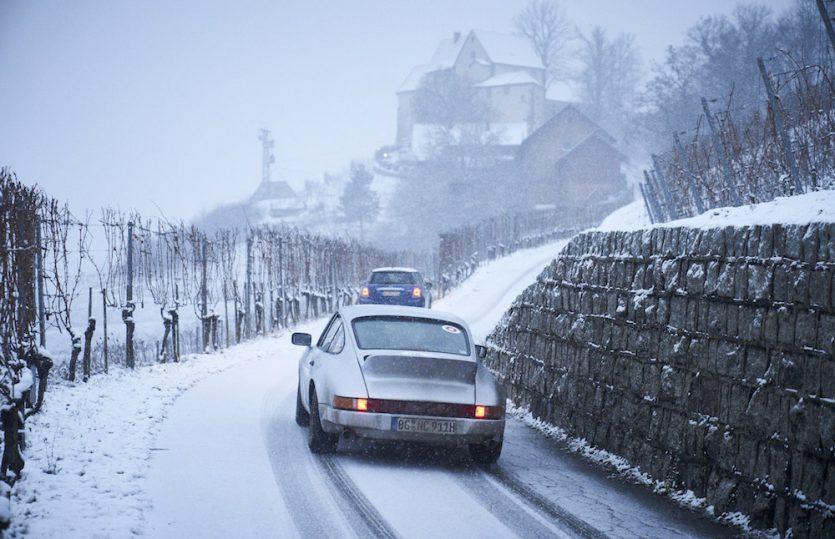 Abgefahren: <br>Schwarzwald Winter Challenge</br>