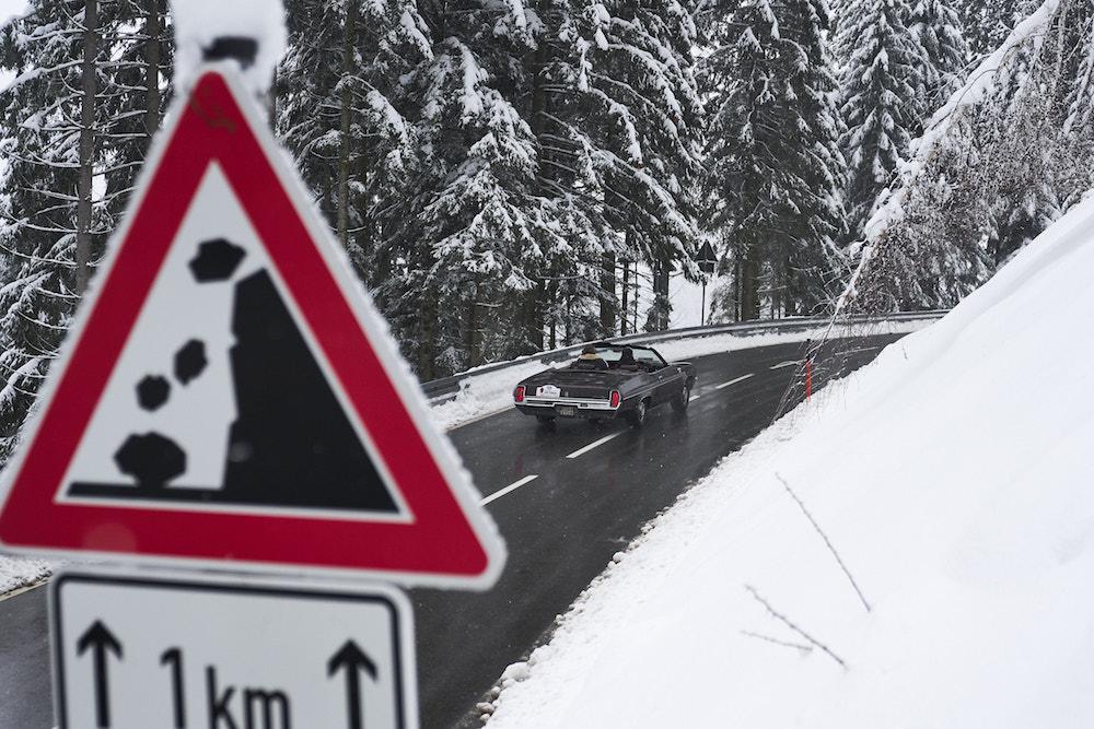 Schwarzwald Winter Challenge 2019 Cabriolet
