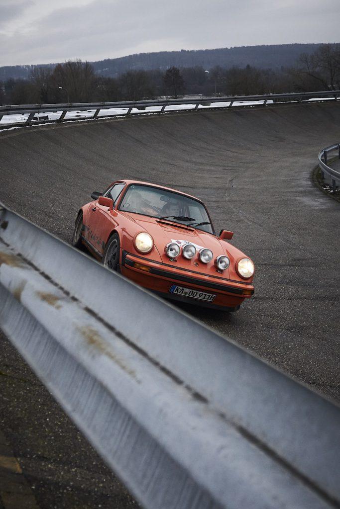 Schwarzwald Winter Challenge 2019 Porsche