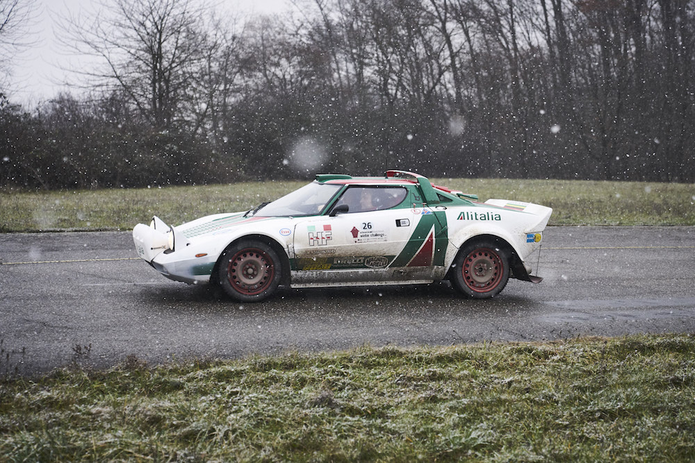 Schwarzwald Winter Challenge Lancia