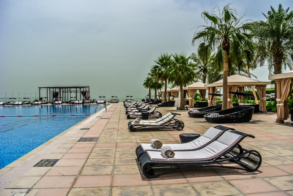 St. Regis Doha Pool