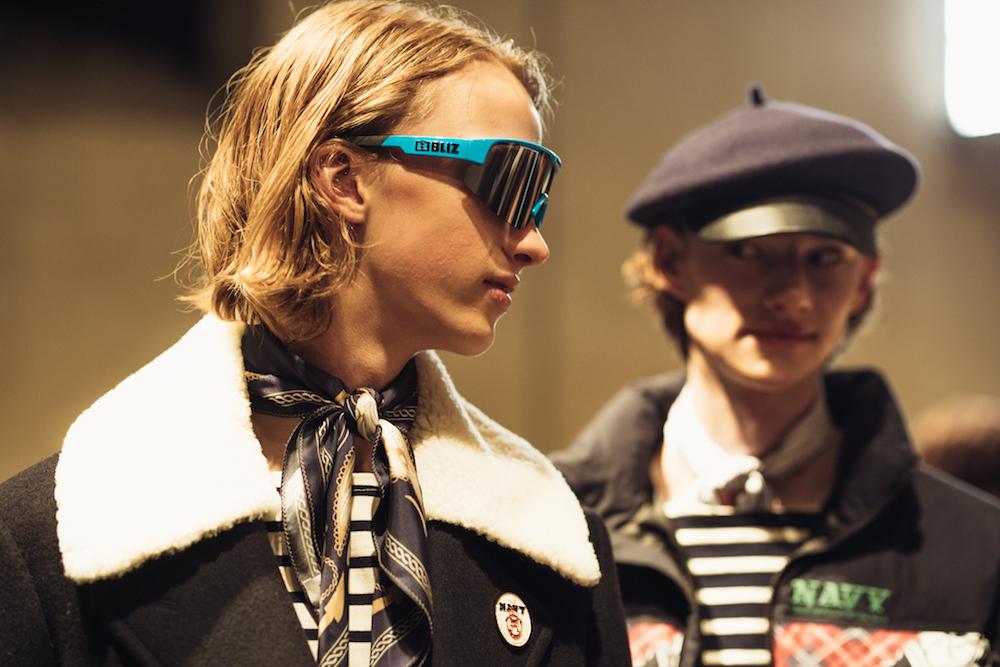 Beyond Closet by Concept Korea Outfit Sportbrille