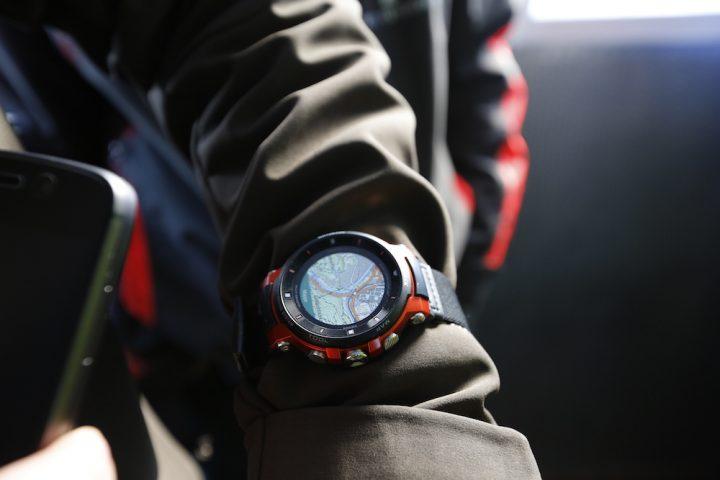 Casio Pro Trek WSD-F30