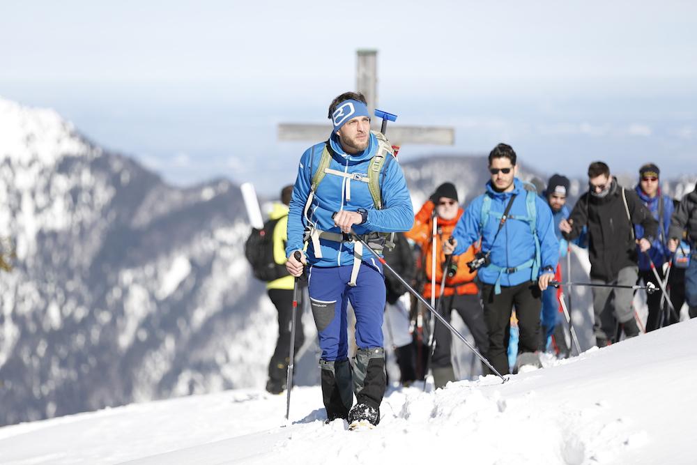Casio Winter Experience Day Schneeschuhwandern