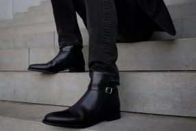 Outfit of the Day: <br>Jodhpur Boots von Scarosso</br>